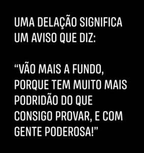 Postagem do advogado Márcio Archanjo Ferreira Duarte no Facebook
